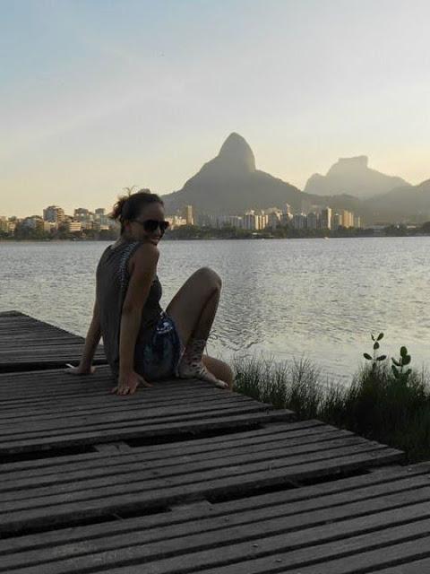 Rio de Janeiro lary di lua (2)