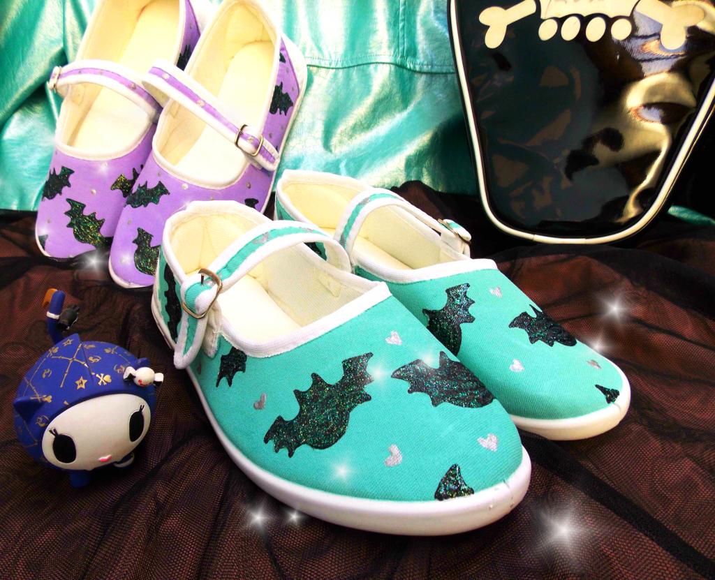 sugoi sweet shoes lary di lua (1)