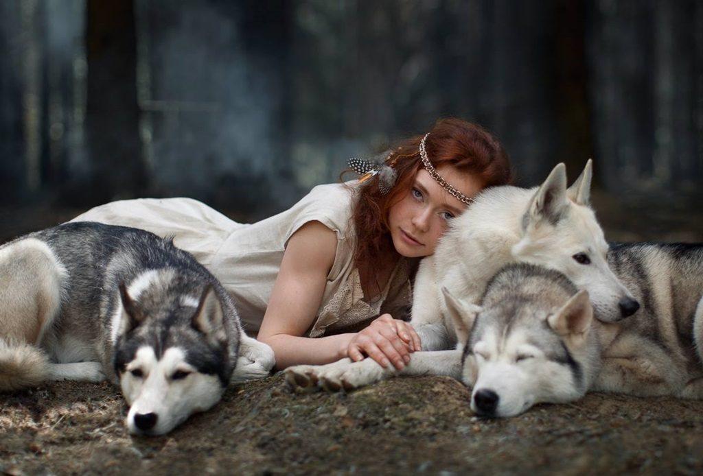 o mundo de Katerina Plotnikova lary di lua (3)