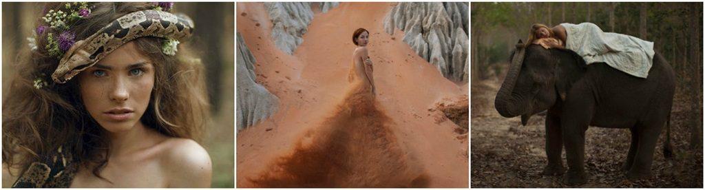 o mundo de Katerina Plotnikova lary di lua (6)