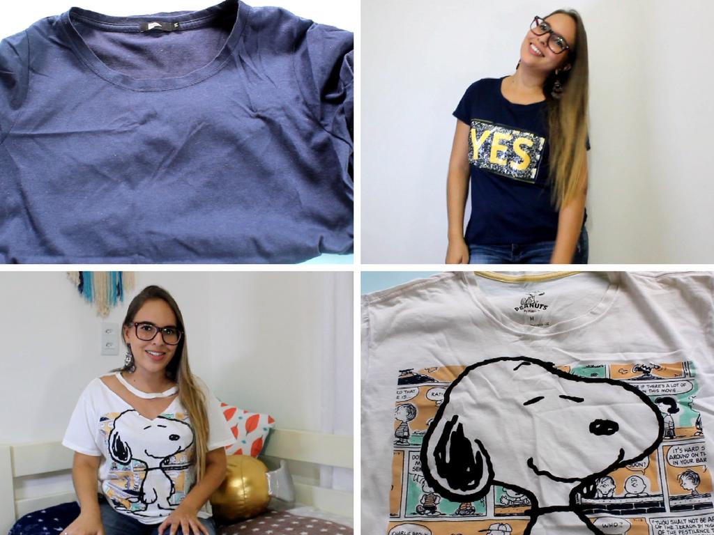 customização de camisetas lary di lua
