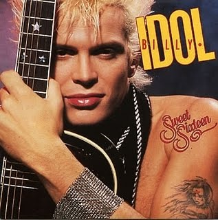 billy idol lary di lua