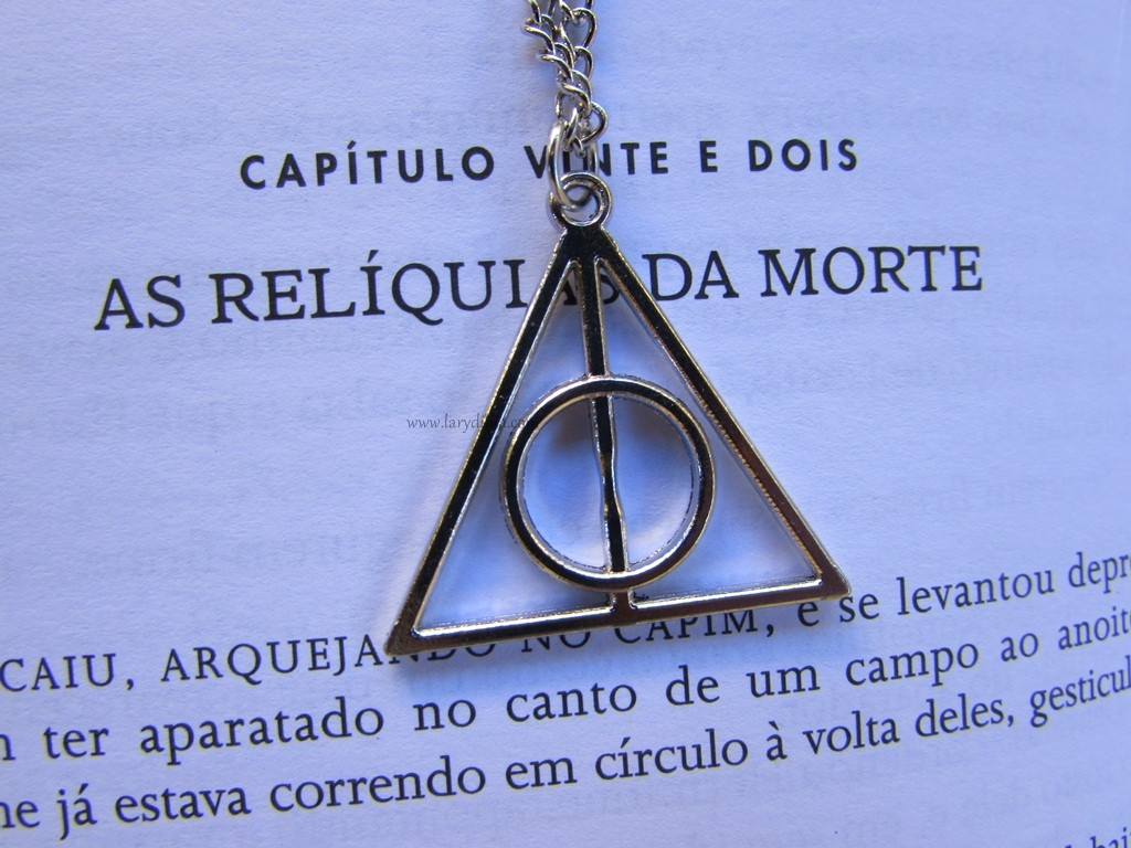 sorteio harry potter reliquias da morte lary di lua (1)