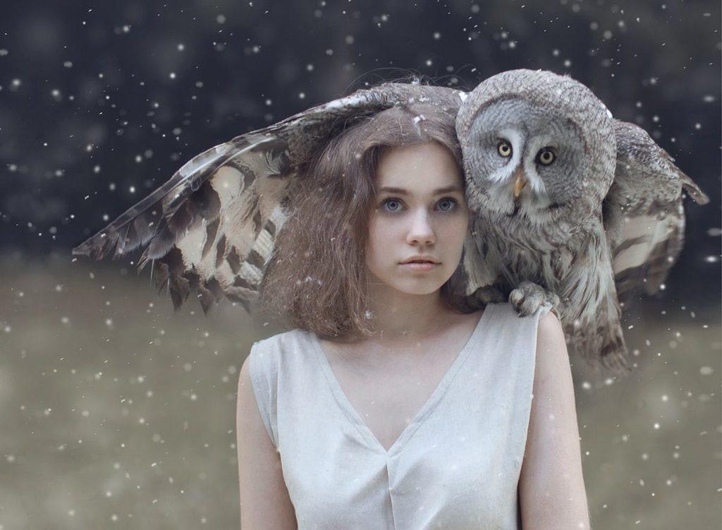 o mundo de Katerina Plotnikova lary di lua (2)