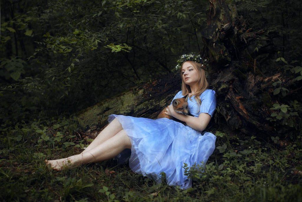 o mundo de Katerina Plotnikova lary di lua (4)