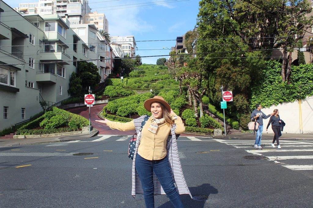 o que fazer em San Francisco lary di lua