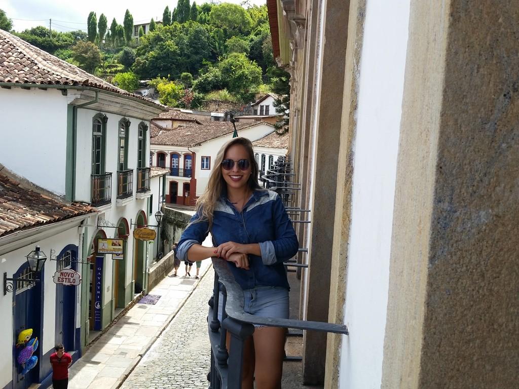 Ouro Preto lary di lua