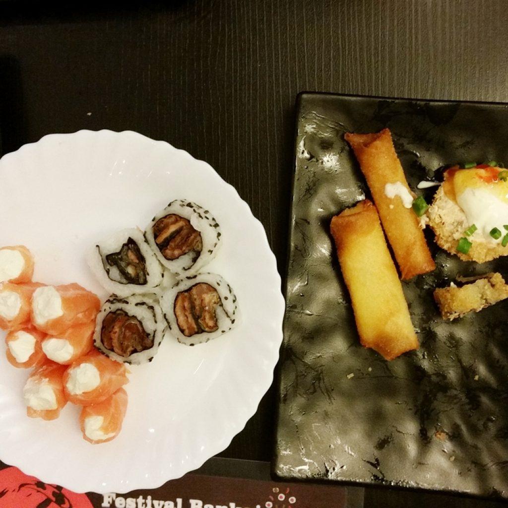 Onde pedir comida japonesa em Goiânia lary di lua